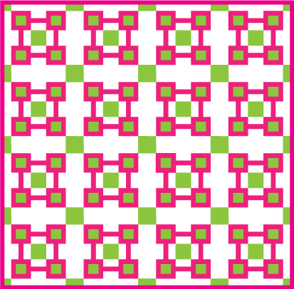 100 Blocks Layout 1