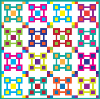 100 Blocks Layout 4