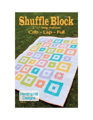 Shuffle Block  Harding Hill