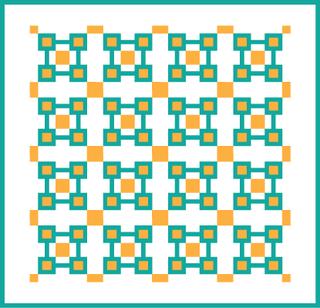 100 Blocks Layout 8