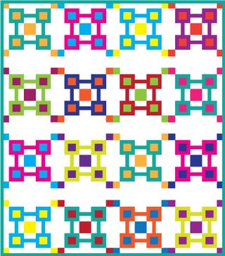 100 Blocks Layout 5