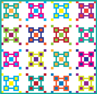 100 Blocks Layout 6