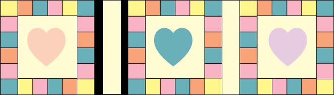 Top block construction