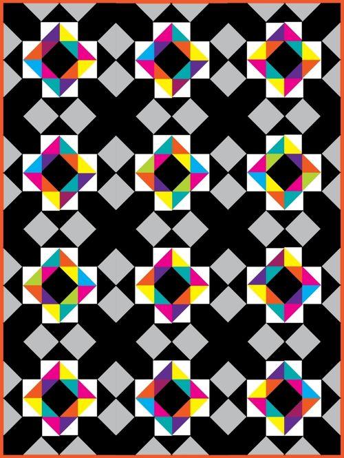 Harding Hill Designs All Square Scrappy 100 Blocks Vol 8