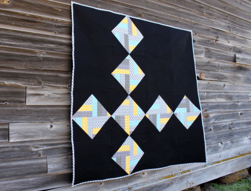Harding Hill Designs - Downtown Criss Cross - One Block Remix