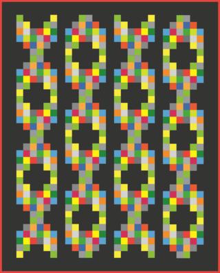 Harding Hill Designs 100 Blocks Vol 12 Layout 3