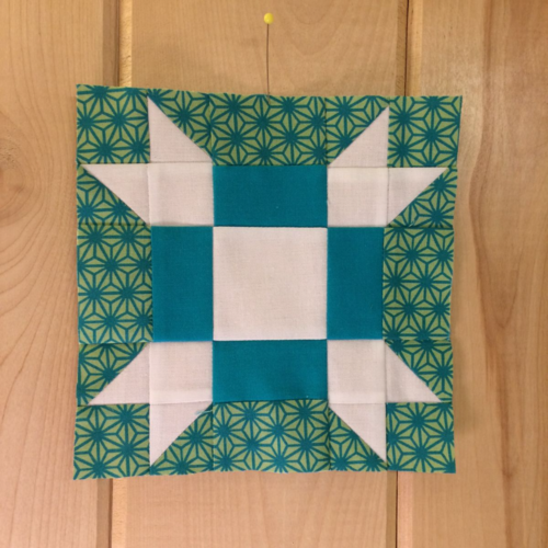 Harding Hill Designs Sampler block 6