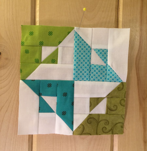 Harding Hill Designs Sampler Block 3